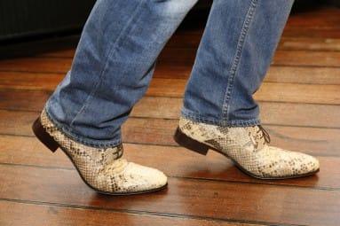 Barry Atsma schoenen
