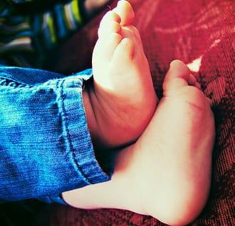 baby's en peuters na een scheiding