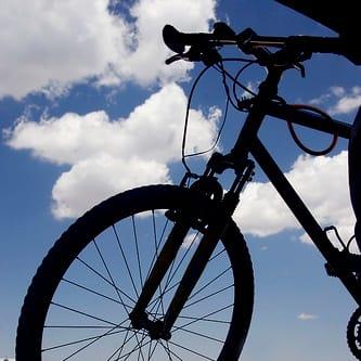 eenouder fietsvakantie
