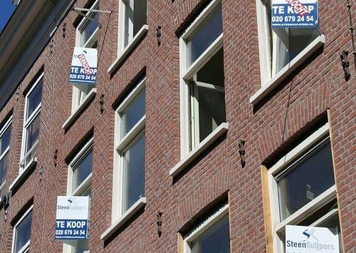 huis kan niet verkocht worden na de scheiding