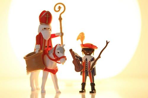 Sinterklaas na de scheiding