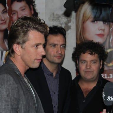 Waldemar, Jeroen en Dirk Divorce
