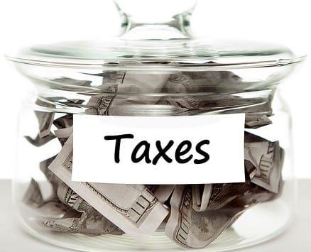 gescheiden belastingaangifte Regel 't