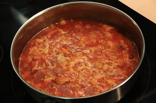 recept sofrito, basis tomatensaus