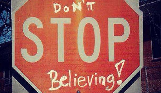 blijf geloven in jezelf na de scheiding