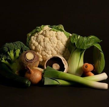 simpel recept voor groentensoep