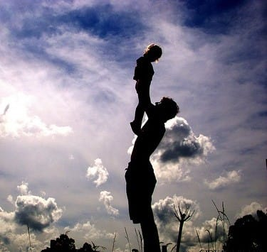 vaders regel het ouderlijk gezag
