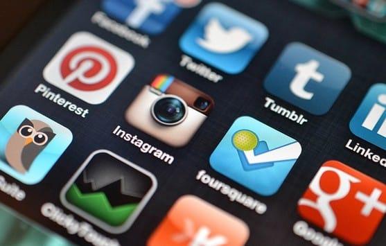 gescheiden en Social Media