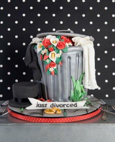 scheidingstaart