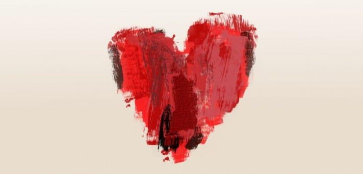 gescheiden en aan het daten