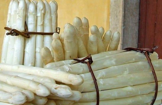 gegrilde asperges