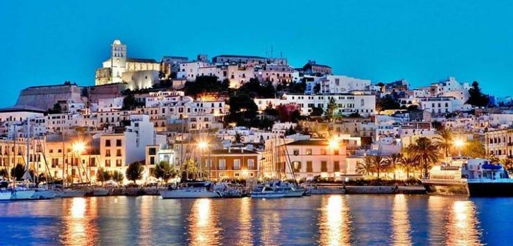 single vakantie Ibiza