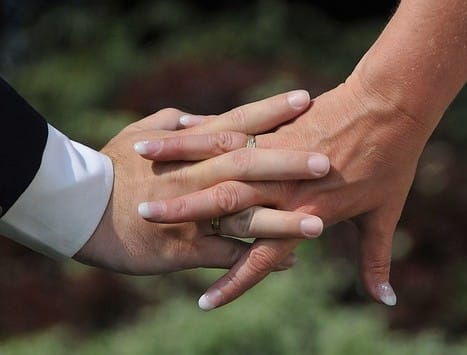 opnieuw trouwen