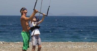 Eenoudervakantie Griekenland Kos