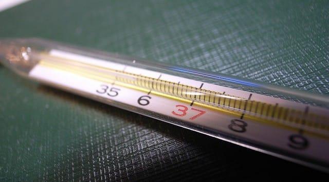 relatie thermometer