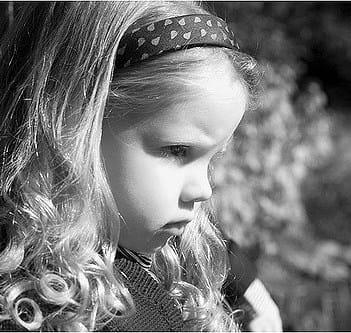 jonge kinderen rouwen