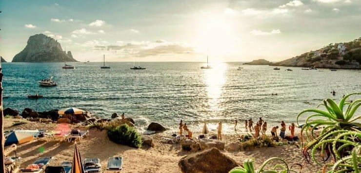 eenoudervakantie Ibiza