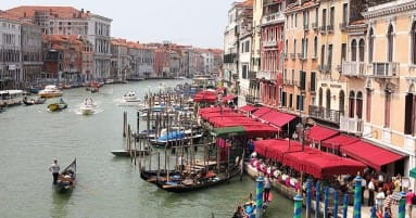 eenoudervakantie Estivant Venetie