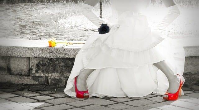 ex gaat trouwen