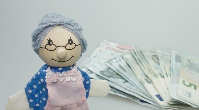 ouderdomspensioen en nabestaandenpensioen