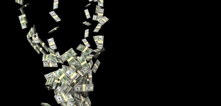 bankzaken en scheiding
