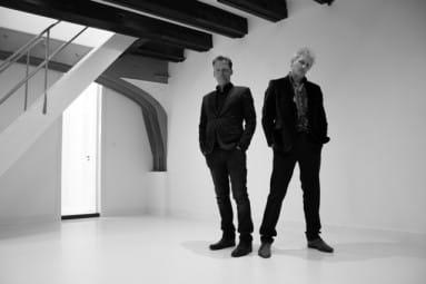 Erik Jan Harmens en Rick de Leeuw