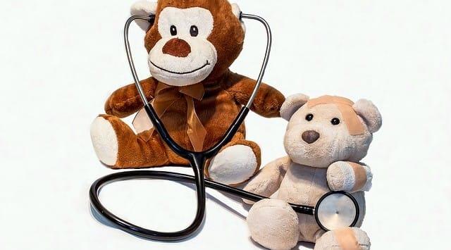 informatie arts gescheiden ouders