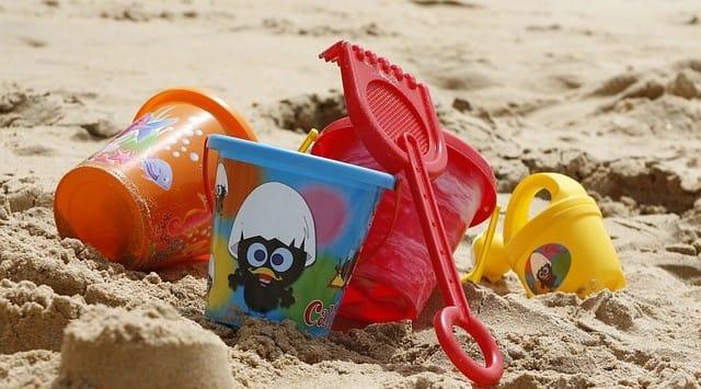 vakantie met minderjarige kinderen