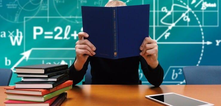 gescheiden en informatieplicht van school
