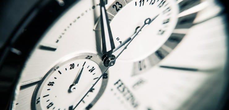 Tijd na de scheiding