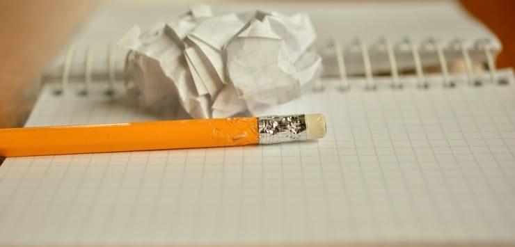 je scheiding verwerken door schrijven