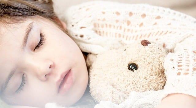 slaapproblemen kind bij scheiding