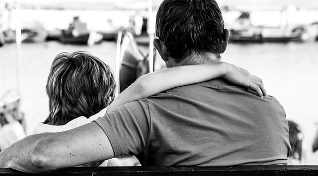 omgangsregeling met stiefvader