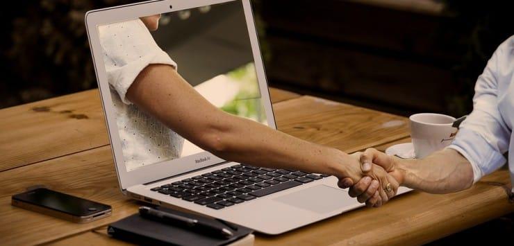 online scheiden