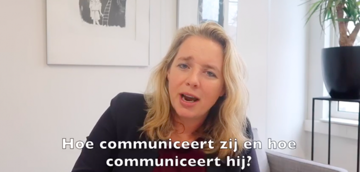 communicatie tussen exen