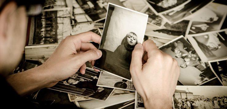 herinneringen verdelen na de scheiding