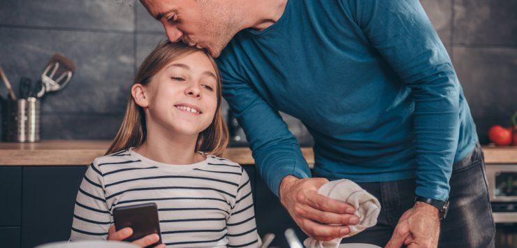 Wat doet een vechtscheiding met kinderen