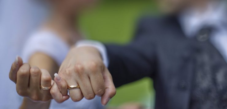 scheiden met huwelijkse voorwaarden
