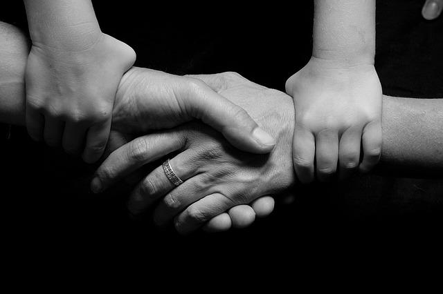 relatie van kind met beide ouders bij scheiding