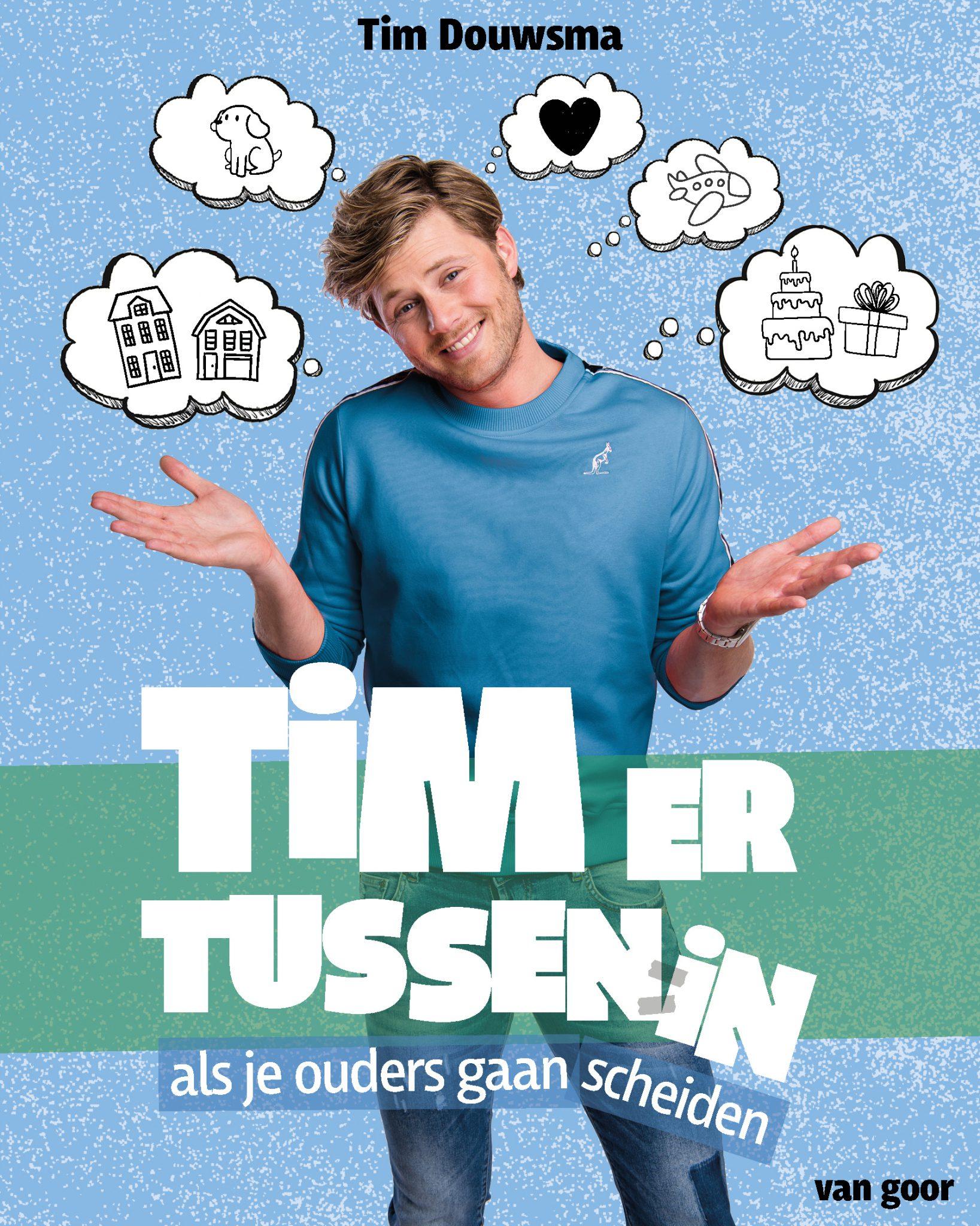 Tim Douwsma scheiding van zijn ouders