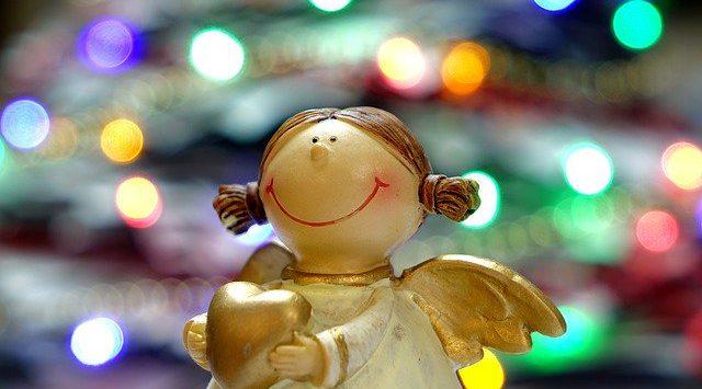 kind van gescheiden ouder s met kerst