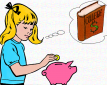 Wie mag er aan het spaargeld van de kinderen zitten?