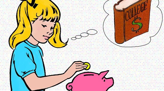 spaargeld kind