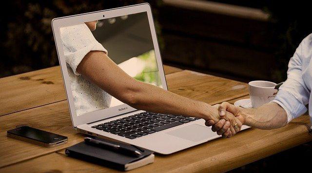 online mediator
