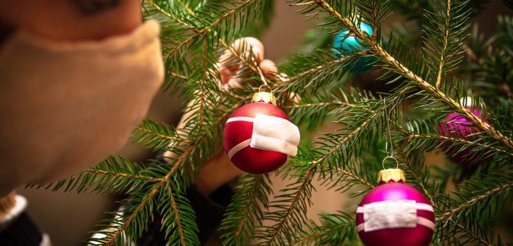 wijzigen de kerstplannen door de lockdown?