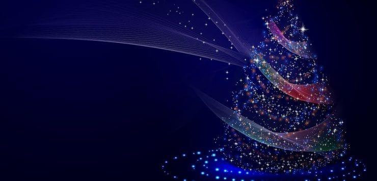 verdeling kerstdagen