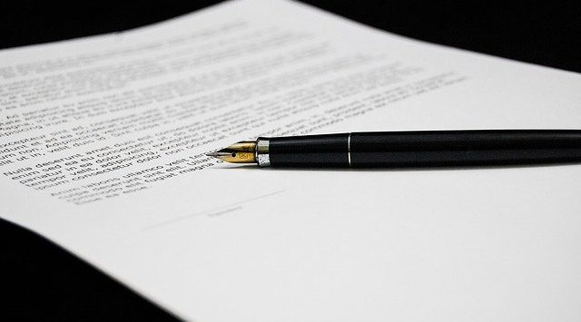 scheiden, welke documenten