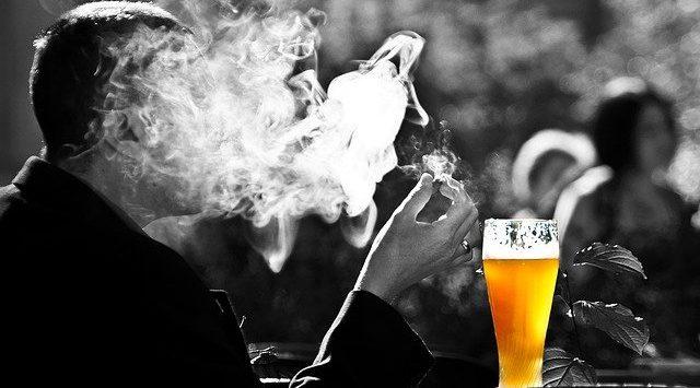 alcoholverslaving na scheiding