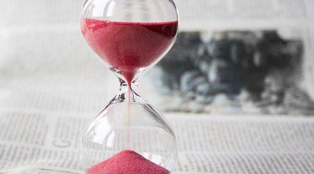 hoe lang duurt een scheiding