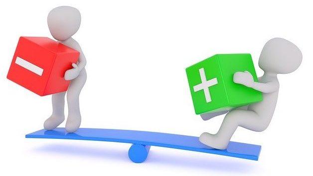 Balans in je relatie
